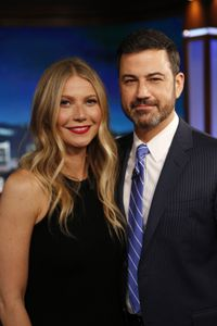 GWYNETH PALTROW, JIMMY KIMMEL